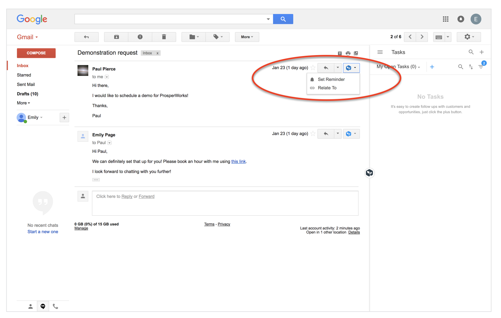 gmail to pdf chrome extension