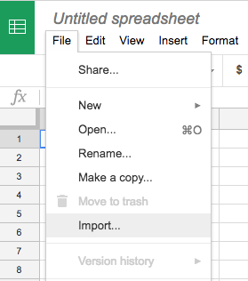 How to reformat dates in a Google sheet – Copper Help Center